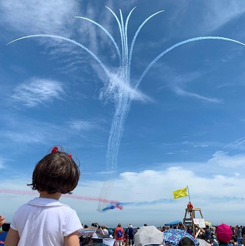 Chicago Air And Water Show 2019